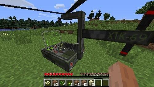 Как сделать рюкзак в minecraft фото 397