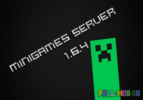 Survival pvp games minigames server 1 6 4 spigot