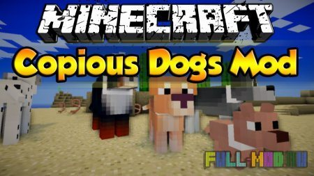 Copious Dogs [1.6.4]