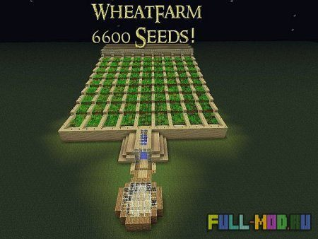 MEGA Wheat Farm