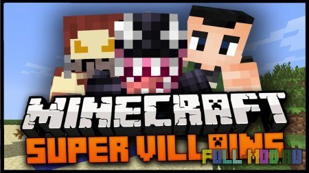 Super Villains [1.6.4]