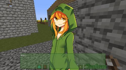Мод для Майнкрафт 1.6.4 на Анимацию Персонажа